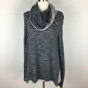 Free People Beach Cocoon Cowl Neck One Size